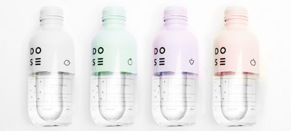 Packaging : DOSE soda exercice inversé par Nora Kaszanyi