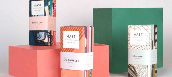 Packaging: l'originalité 2016 de Mast Brothers