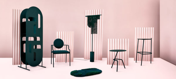 Collection O mobilier inspiré par Hi Thanks Bye