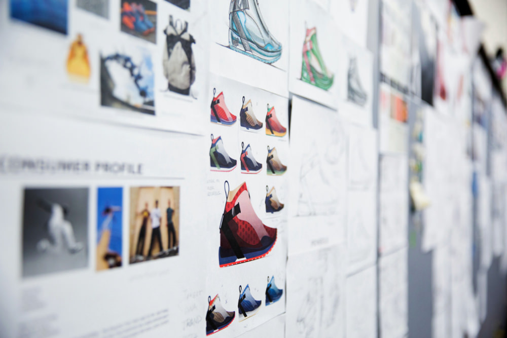 Sneaker Design Competition avec Foot Locker