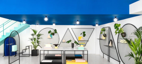 Retail : Gnomo la boutique lifestyle par Masquespacio