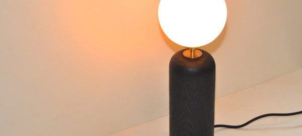 City Fog, la lampe de table de François Bazin