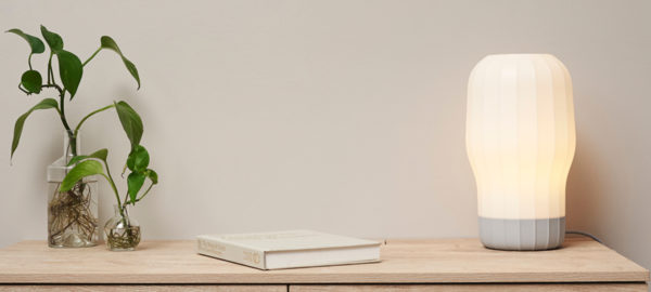 Balloon, la lampe de table de Chris Granneberg pour Gantri